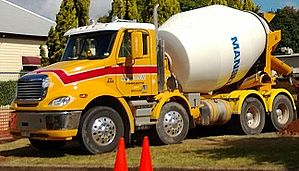 Fuel Tax Credit Incidental Use example: Cement Mixer