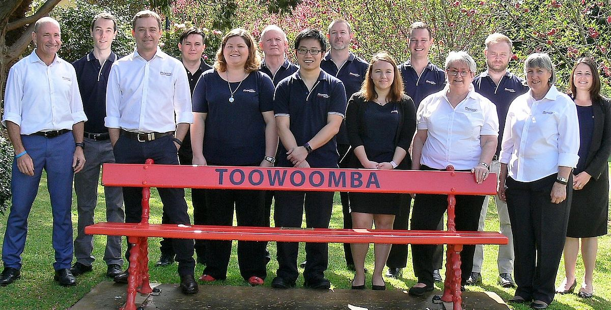 Your AGDATA team in Toowoomba, leaders in Farm Management Software.