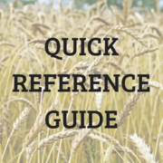 Farm Management Quick Reference Guide