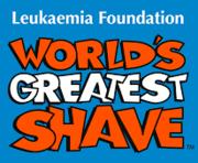 Worlds Greatest Shave - Leukaemia Foundation