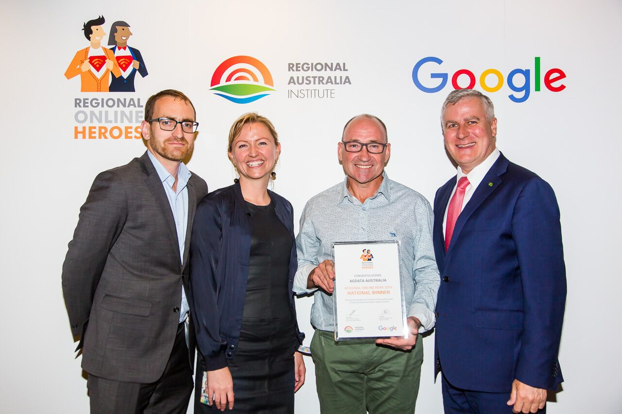 Regional Online Hero Award