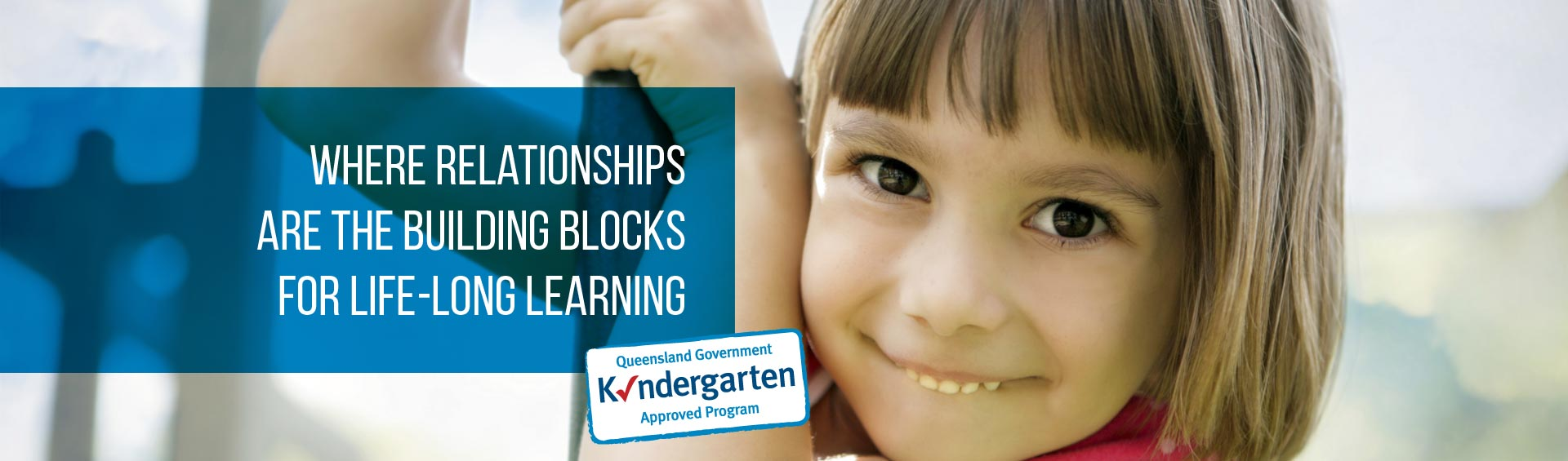 Where relationships are the building blocks for life-long learning