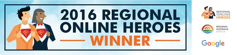 Regional Online Here Winner