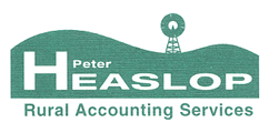 Peter Heaslop Rural Accounting