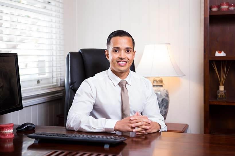 Dr Devan Naidu (Orthodontist)